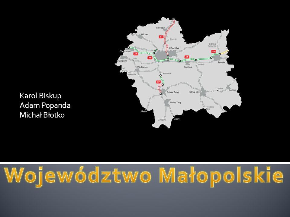  1.Małopolska ogółem 1. Małopolska ogółem  2. Historia województwa 2.