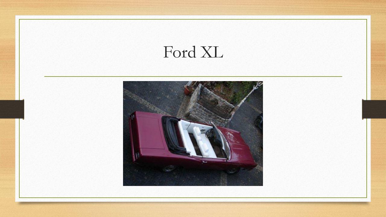 Ford XL