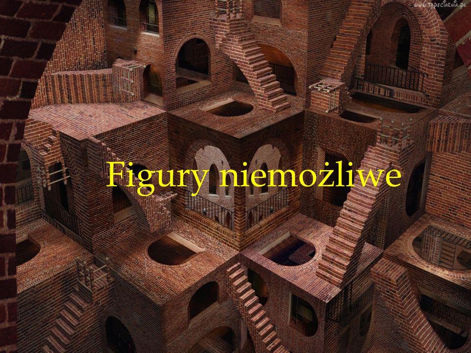 Figury niemożliwe są to przedstawienia trójwymiarowych figur na płaszczyźnie, które są sprzeczne swojej przestrzenności, tzn.