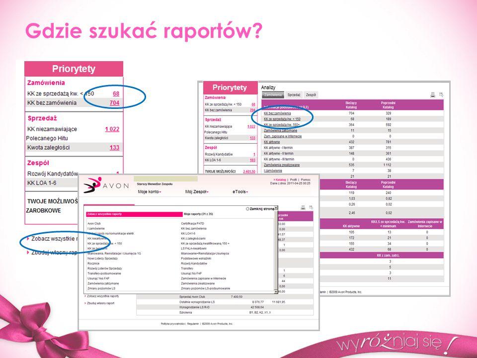FALA: Katalog mianowania = katalog 1. zamówienia