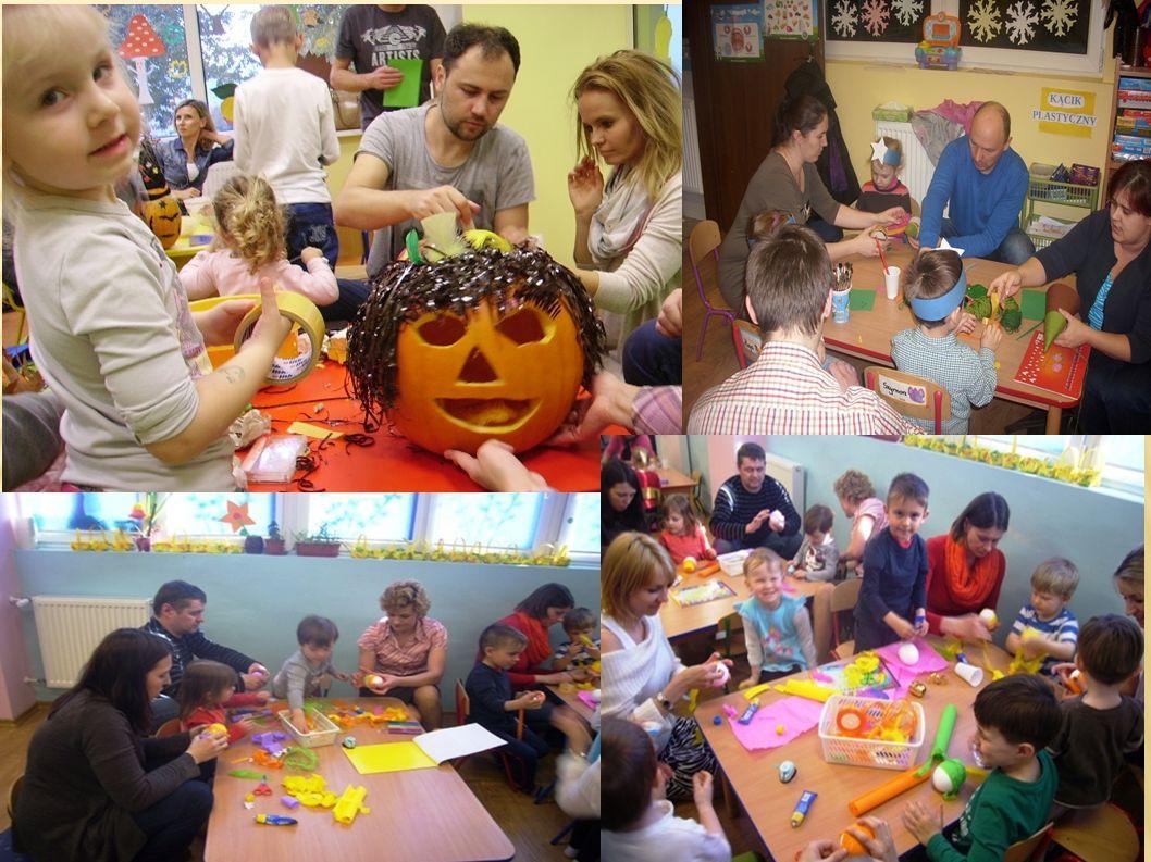 - Opiekę wykwalifikowanej kadry pedagogicznej - Dobrą zabawę w grupie rówieśników - Miłą i przyjazną atmosferę - Kącik wymiany doświadczeń dla rodziców i opiekunów