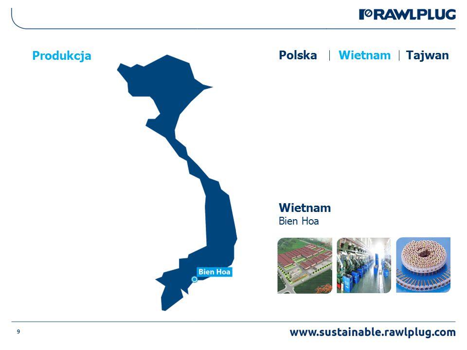 9 Produkcja Wietnam Bien Hoa PolskaWietnamTajwan