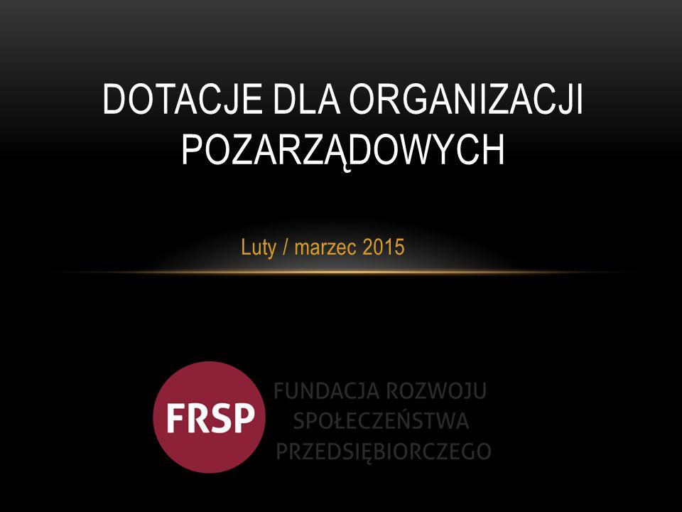 """Seniorzy w akcji Organizowany przez Towarzystwo Inicjatyw Twórczych """"ę i Polsko-Amerykańską Fundację Wolności Konkurs skierowany jest do osób 60+ i do par międzypokoleniowych, które chcą zrealizować projekt społeczny w oparciu o osobiste pasje"""