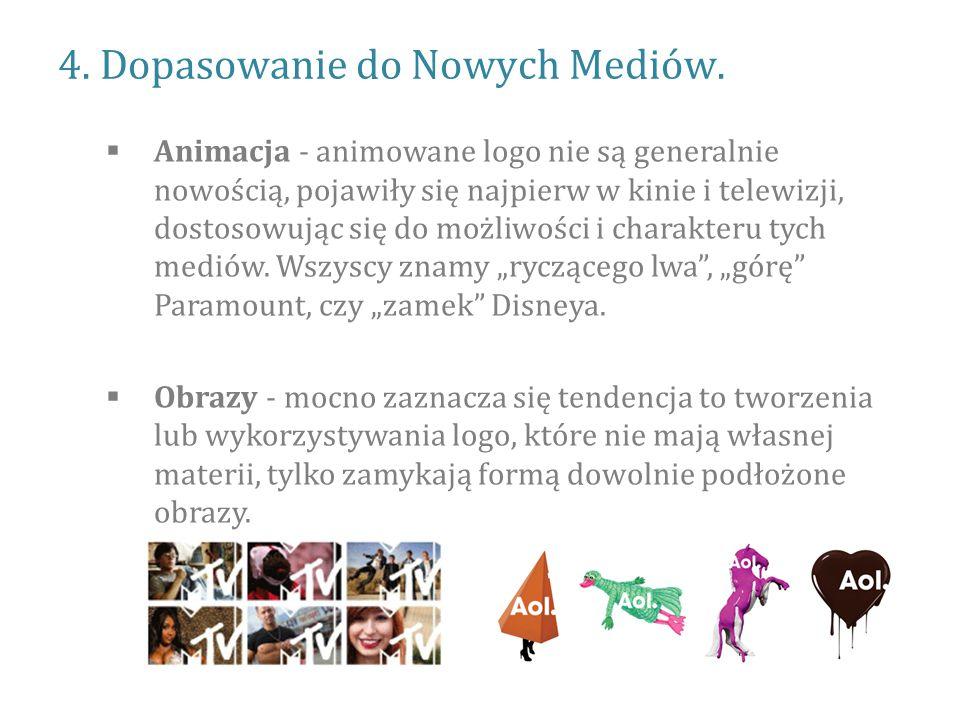 4.Dopasowanie do Nowych Mediów.