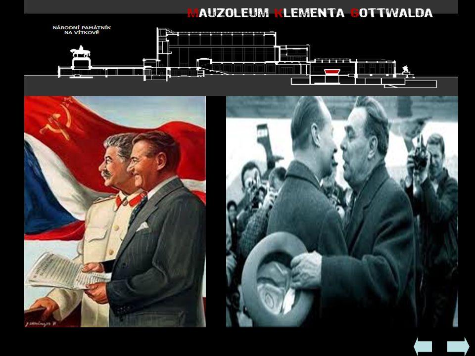  Czechosłowacja po powrocie z emigracji prezydent Edward Benesz powołał w 1945 koalicyjny Rząd Frontu Narodowego Czechów i Słowaków 27 III 1945 rząd