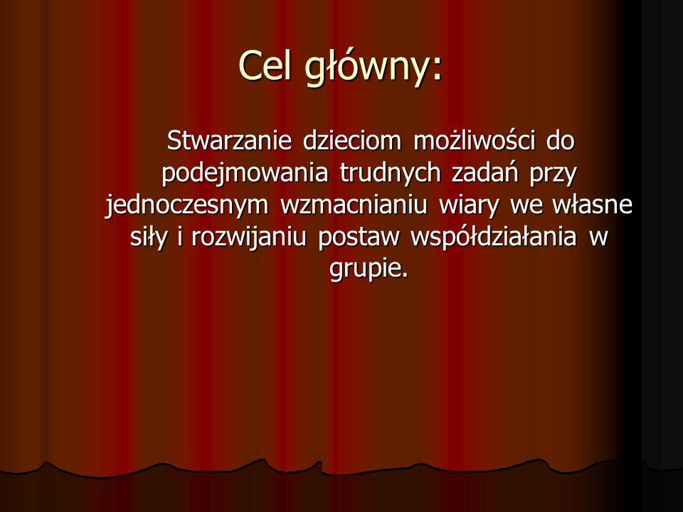 """Inscenizacja wiersza J. Tuwima pt.: """"Rzepka"""
