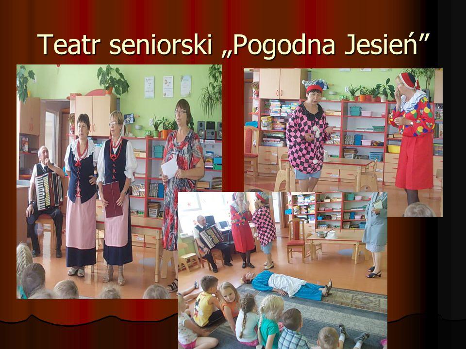 "Teatr seniorski ""Pogodna Jesień"""