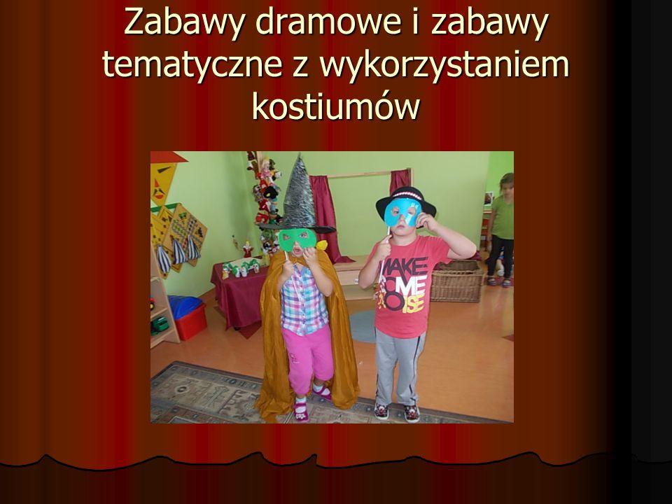 Dzień Teatru w przedszkolu