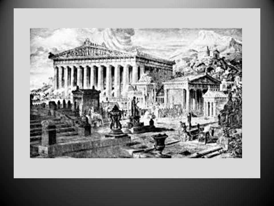 Eleusis W Eleusis wtajemniczeni poznawali historie ludzi, którzy swoimi grzechami wzbudzili gniew bogini podziemia Persefony.Wykluczono ich z dalszego