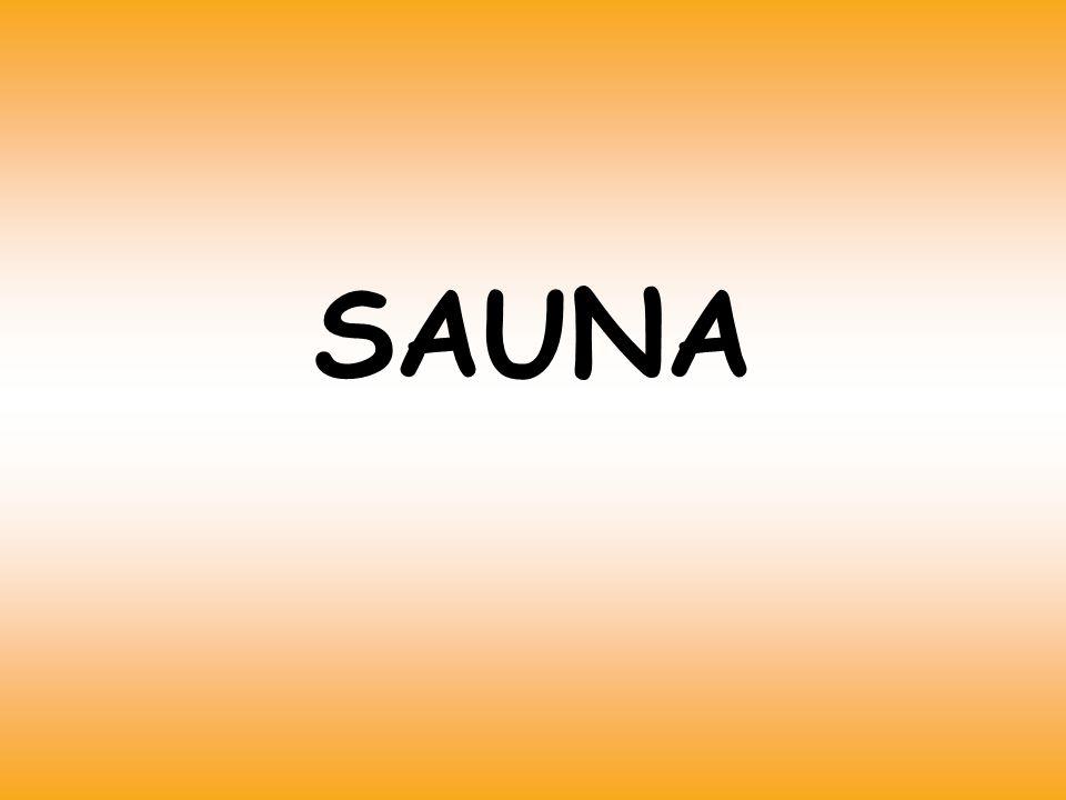 Co to jest sauna.