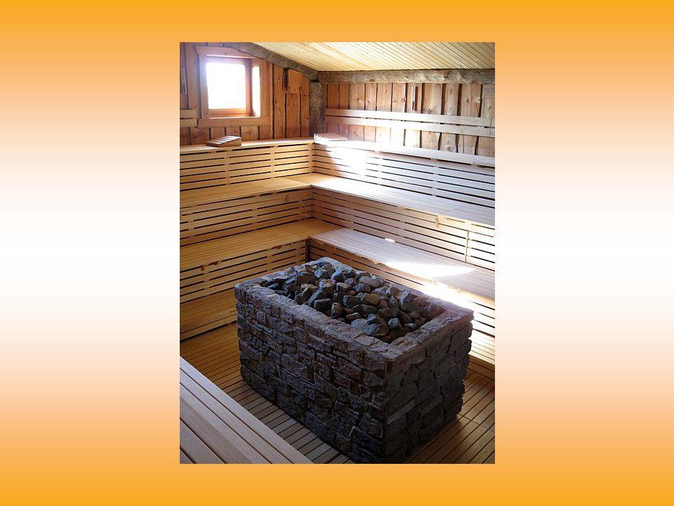 Jaka jest rola sauny.
