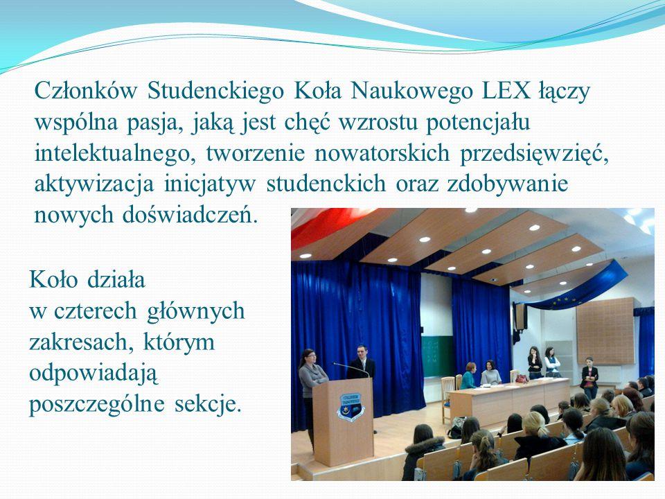 Młodzież studiująca Administrację w PWSZ w Tarnowie ( w tym przede wszystkim Członkowie naszego Koła Naukowego LEX) w dniach od 7 do 8 maja 2014 roku w ramach grantu Visegrad University Studies Grant przydzielanego przez Międzynarodowy Fundusz Wyszehradzki odwiedziła na Słowacji wraz z opiekunem Studenckiego Koła Naukowego LEX ks.