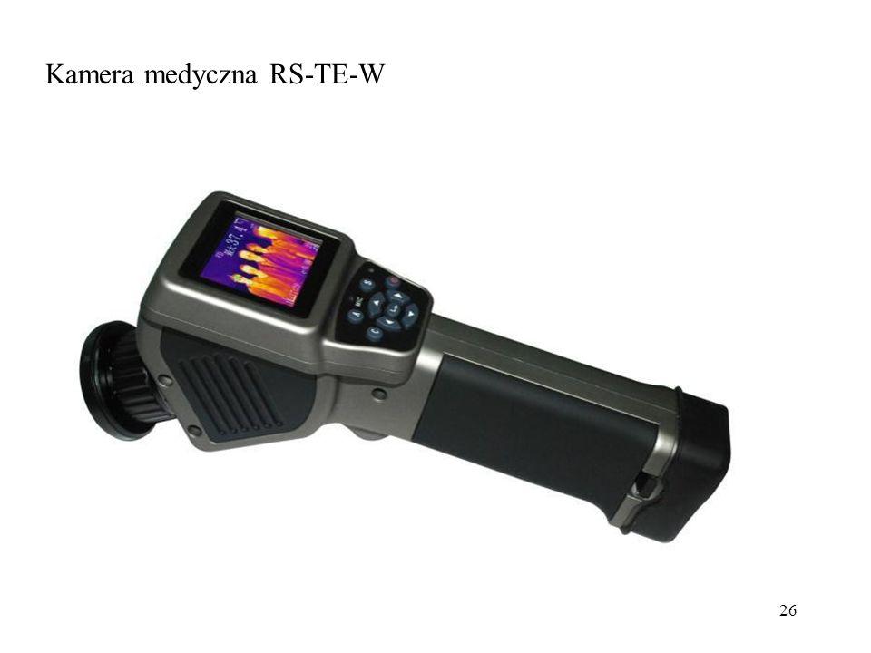 26 Kamera medyczna RS-TE-W