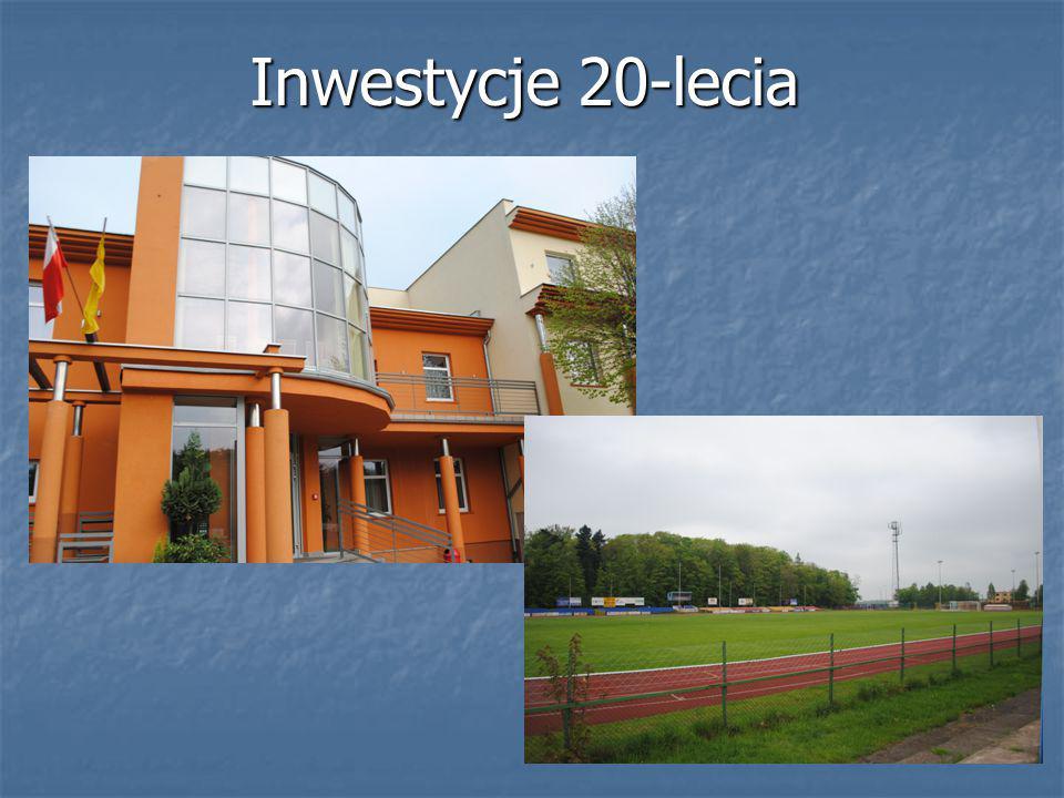 Inwestycje 20-lecia