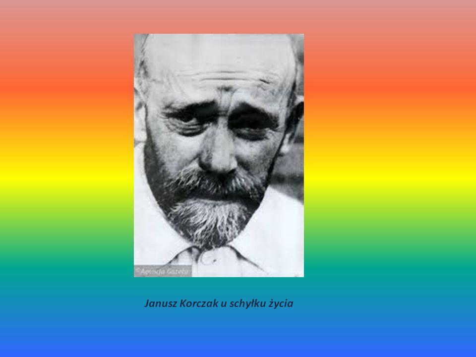 Janusz Korczak u schyłku życia