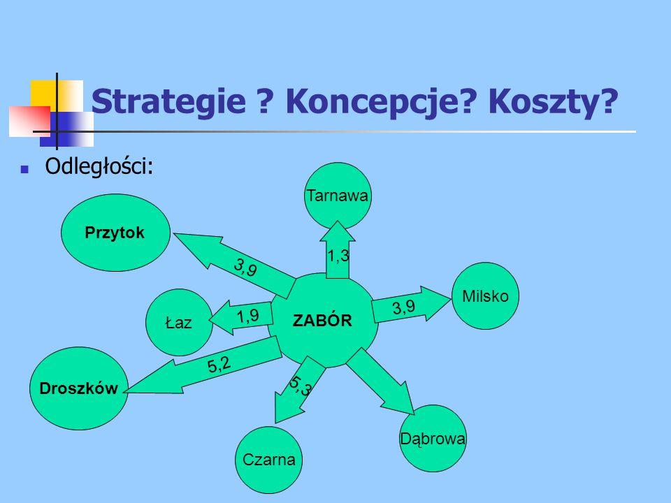 Modernizacja oczyszczalni ścieków w Zaborze.Wariantowe przeanalizowanie możliwości.
