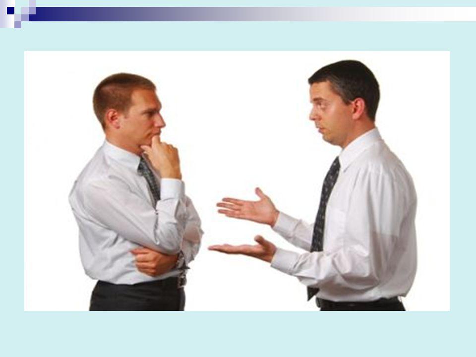 Dobry negocjator charakteryzuje się pewnością siebie.