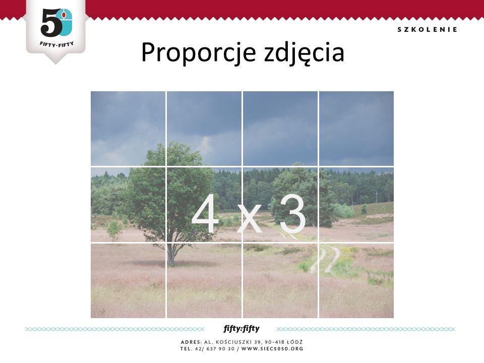 Quiz Które zdjęcie najbardziej nadaje się do wydruku na papierze 10x15 cm.