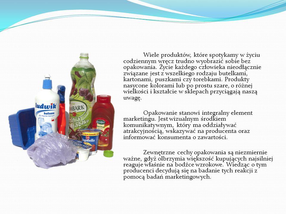 Wiele produktów, które spotykamy w życiu codziennym wręcz trudno wyobrazić sobie bez opakowania. Życie każdego człowieka nieodłącznie związane jest z