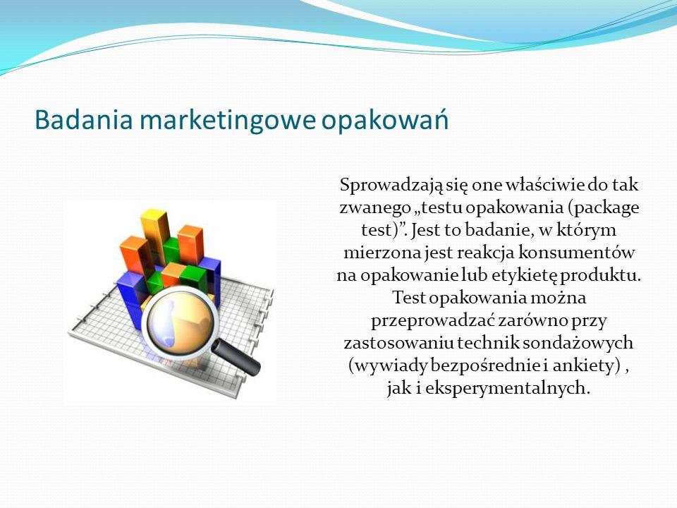 Bibliografia 1.www.cobro.org.pl/swdo/images/baza_wiedzy/Opakowania%20a%20 marketing.pdf 2.