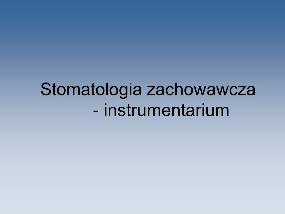 Stomatologia zachowawcza Jest podstawowym działem stomatologii, zajmuje się zapobieganiem chorobom zębów i jamy ustnej oraz ich leczeniem.