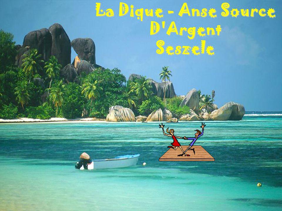 La Dique - Anse Source D Argent Seszele