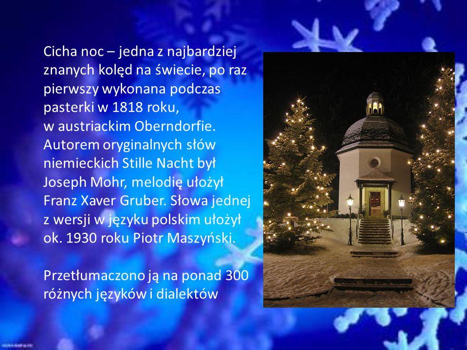 Der Adventskalender-kalendarz Od pierwszego dnia adwentu w każdym domu znajduje się tzw. kalendarz adwentowy w kształcie domku z dwudziestoma czterema