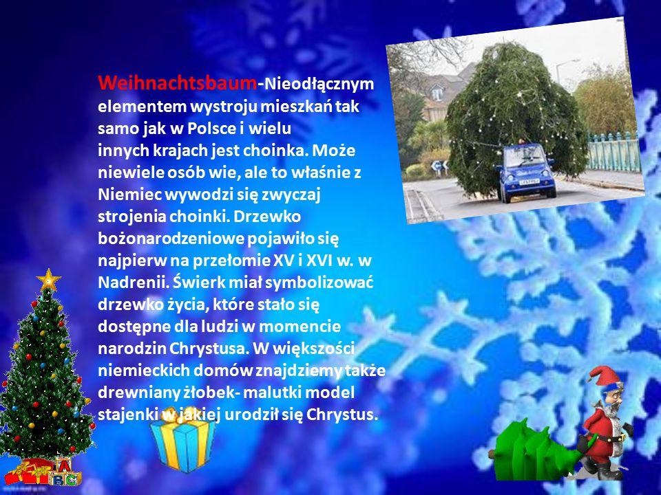 Boże Narodzenie u naszych sąsiadów to jedno z najważniejszych i najbardziej rodzinnych Świąt w roku. Przygotowania do nich zaczynają się cztery tygodn