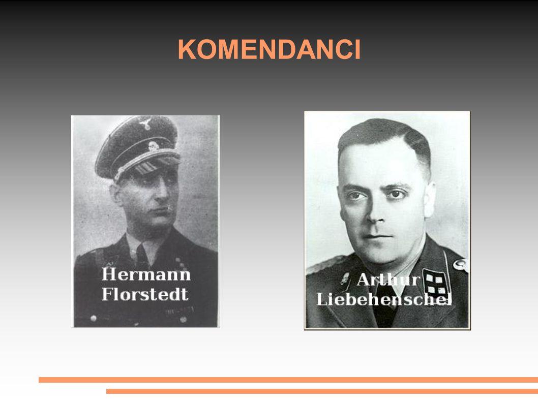 WIĘŹNIOWIE Majdanek funkcjonował od października 1941 do lipca 1944.