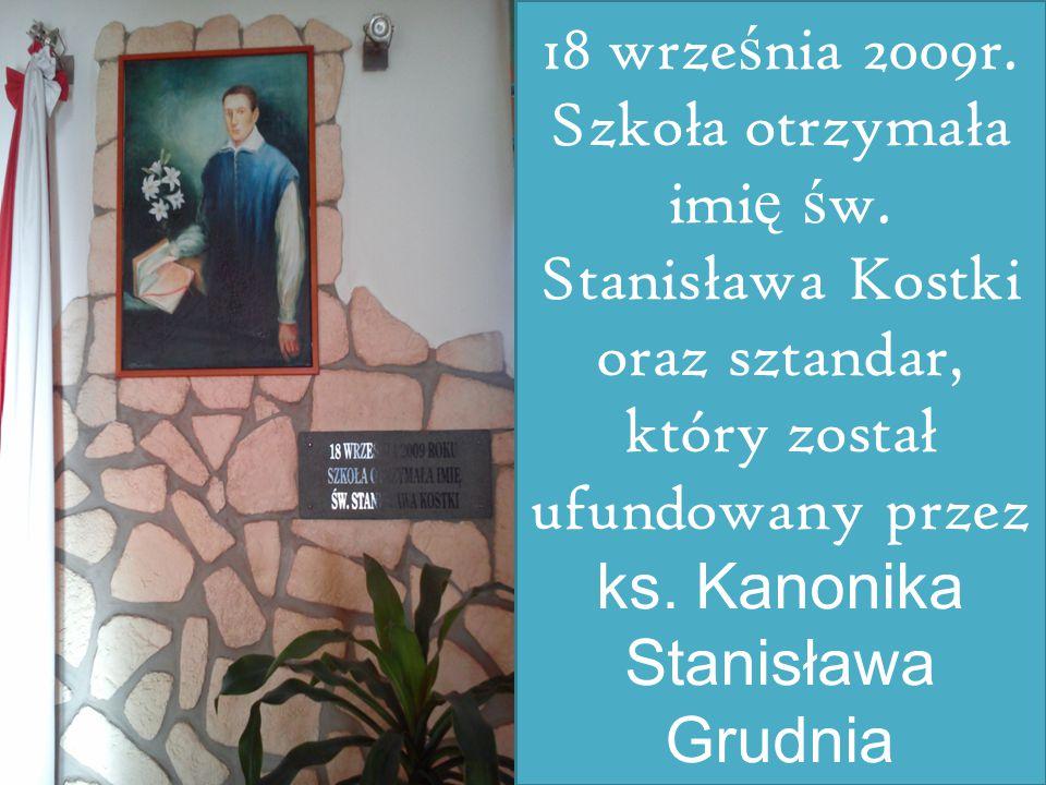 Szkoła Podstawowa im. Św. Stanisława Kostki w Lgoczance