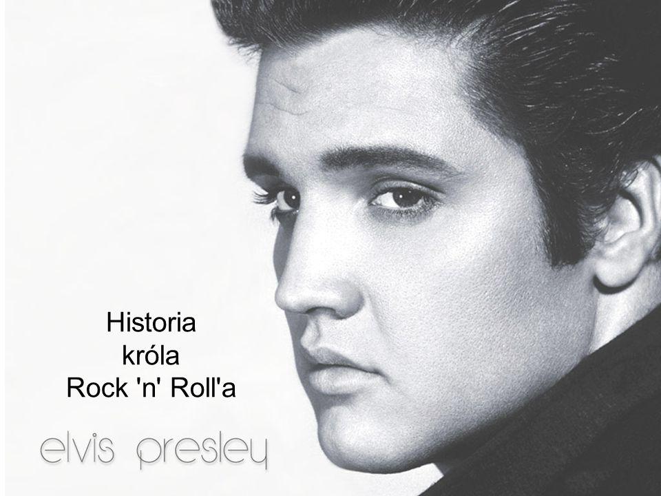Elvis Aaron Presley urodził się 8 stycznia 1935 roku w Tupelo.