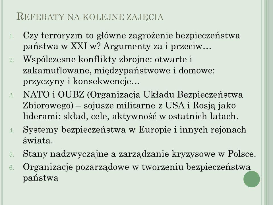 """""""K ONIEC HISTORII – F. F UKUYAMA"""