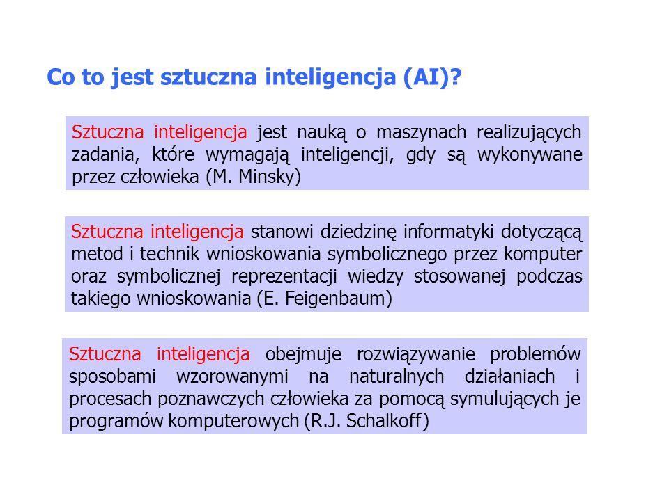 Co to jest sztuczna inteligencja (AI).