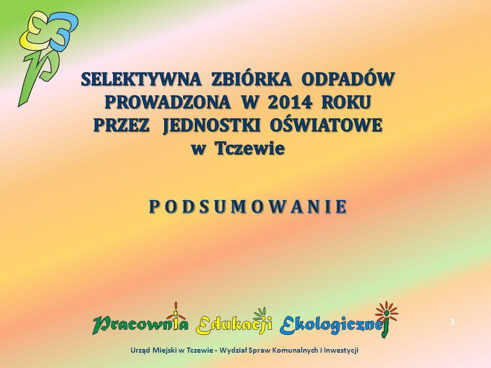 1 Urząd Miejski w Tczewie - Wydział Spraw Komunalnych i Inwestycji