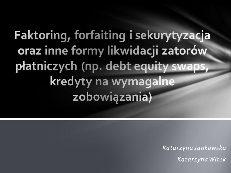 Katarzyna Jankowska Katarzyna Witek