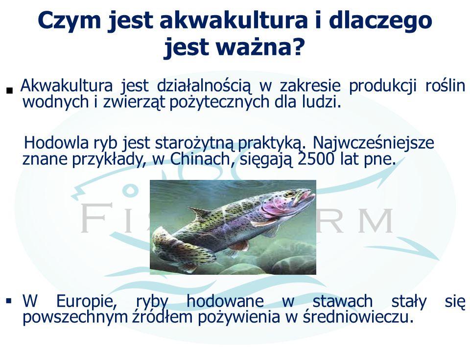 Sektor akwakultury w UE jest znaczącym graczem, o obrotach ok.
