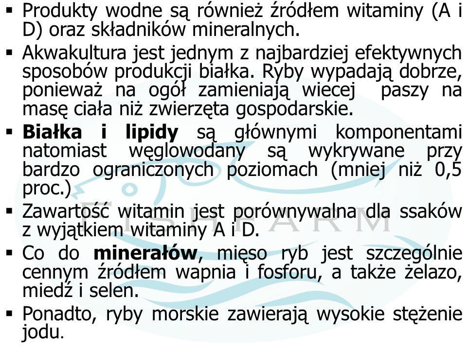 Sektor akwakultury w Polsce :  Akwakultura w Polsce składa się tylko z farm lądowych słodkowodnych.