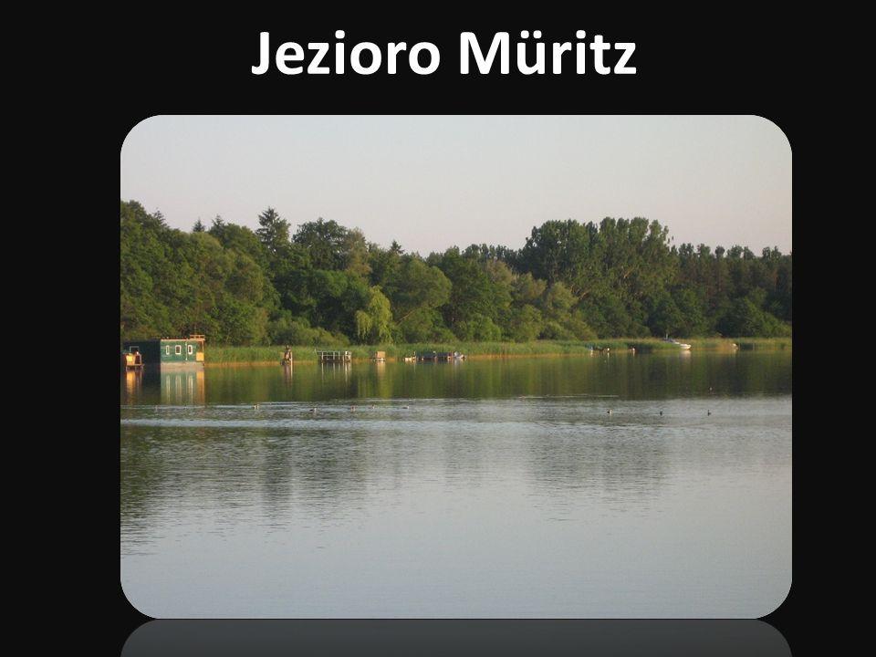 Jezioro Müritz