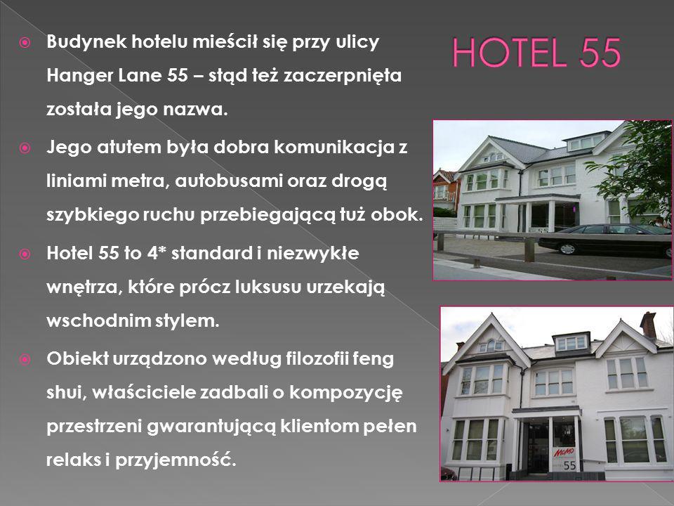  Hotel posiada 26 pokoi oraz domek dla gości znajdujący się w ogrodzie.
