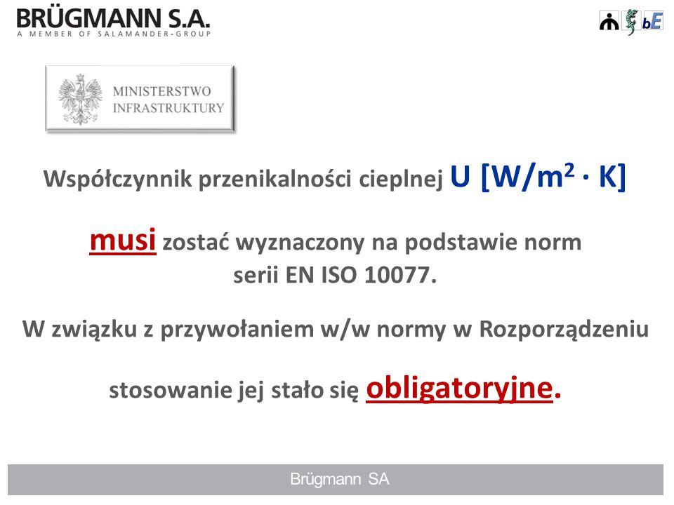 AD W/m 2 K R + Sk UfUf 1,1 Sk + Sł + Sk UfUf 1,2 szyba Ug1,1 ramka Ψ0,06 Alu NAJSŁABSZY WARIANT
