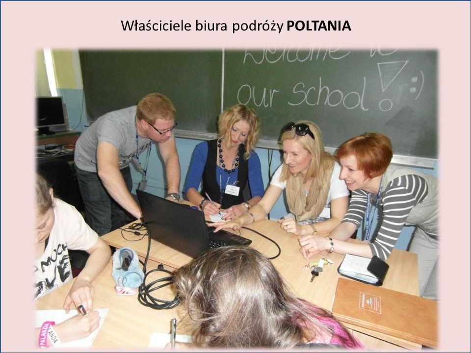 Właściciele biura podróży POLTANIA