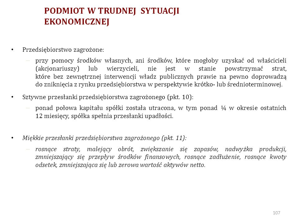 KUMULACJA W CELU BADANIA WIELKOŚCI W EURO – C.D.