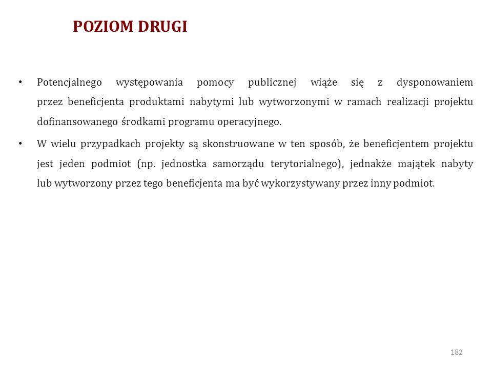 POZIOM DRUGI C.D.