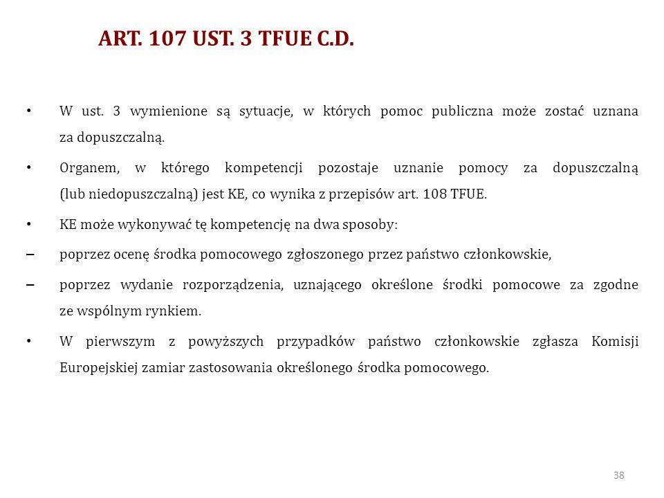 ETAPY ANALIZY - NALEŻY ZBADAĆ CZY: 1.beneficjent jest przedsiębiorstwem 2.
