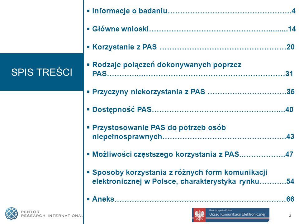 4 Informacje o badaniu