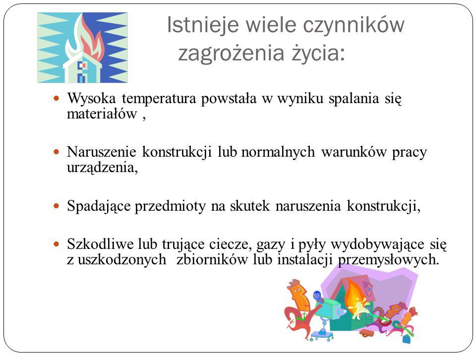 Warunki organizacyjne: Stra ż ak pracuje w systemie zmianowym ( 24 godz.
