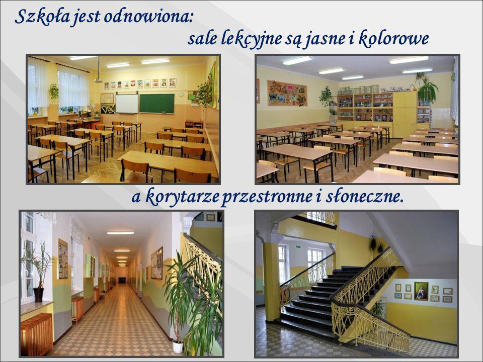 korytarze, boisko, szatnia, wejście – co stanowi ważny element bezpieczeństwa uczniów Szkoła jest monitorowana: