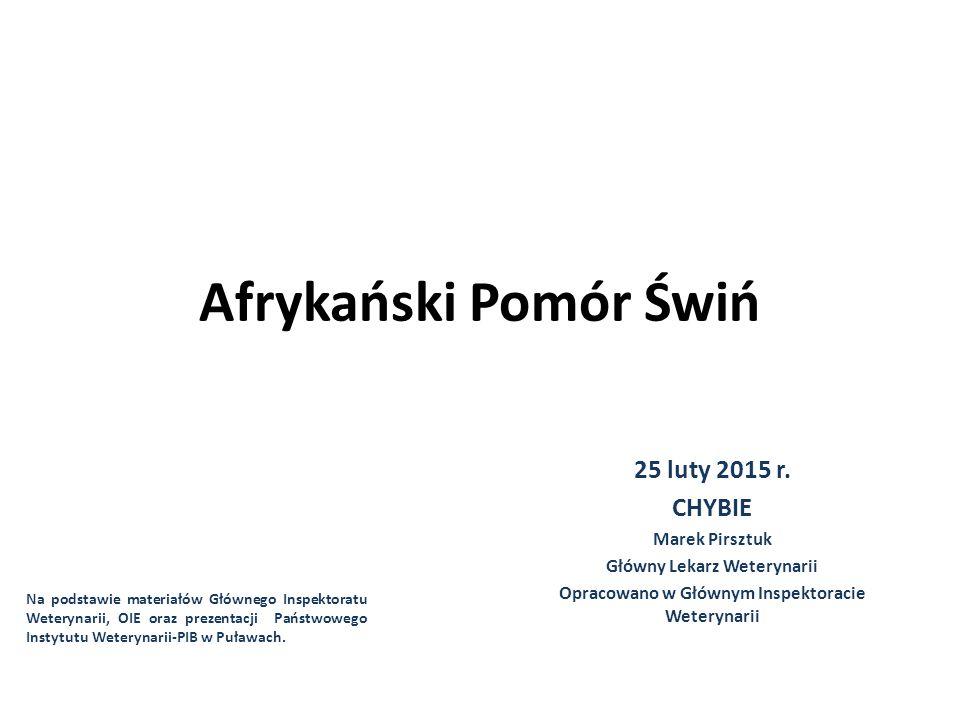 Agenda  Ogólne informacje  ASF w Europie  ASF w Polsce  Analiza i zarządzanie ryzykiem  Zwalczanie i kontrola choroby