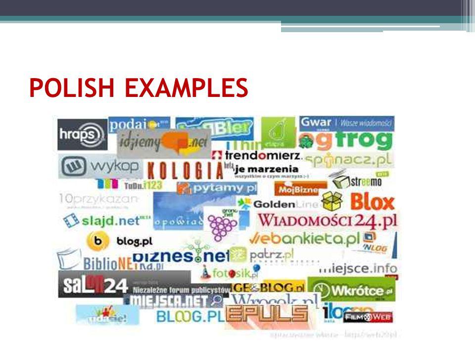POLISH EXAMPLES