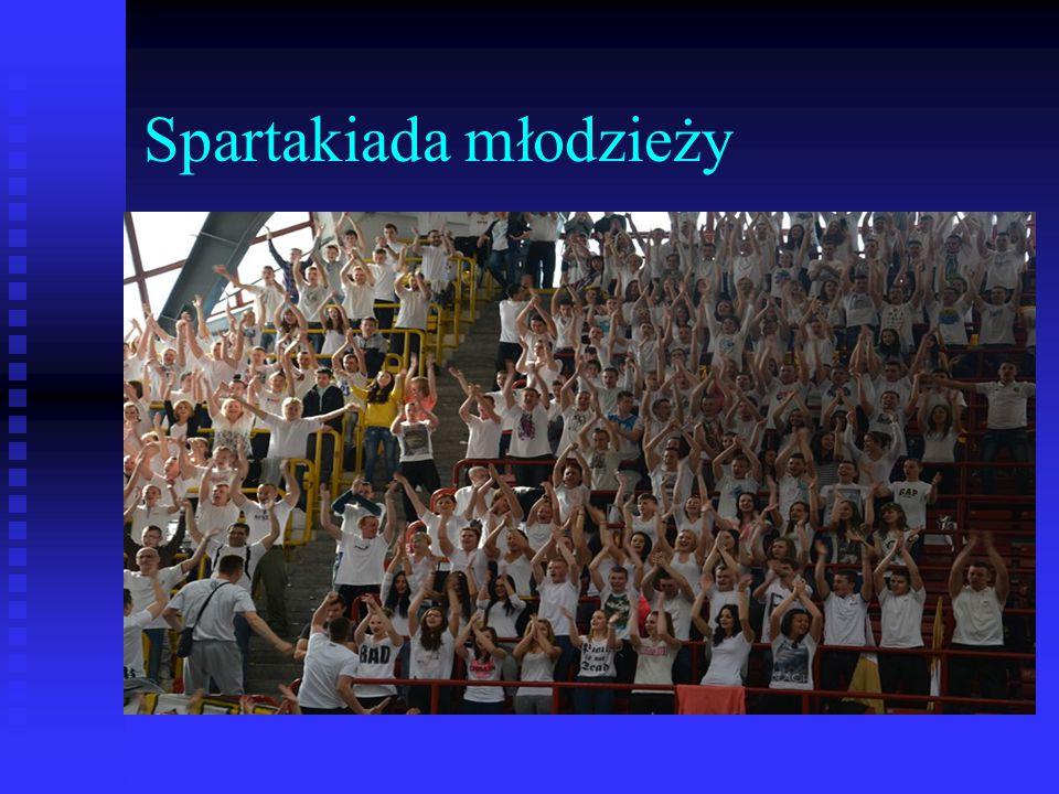 Spartakiada młodzieży